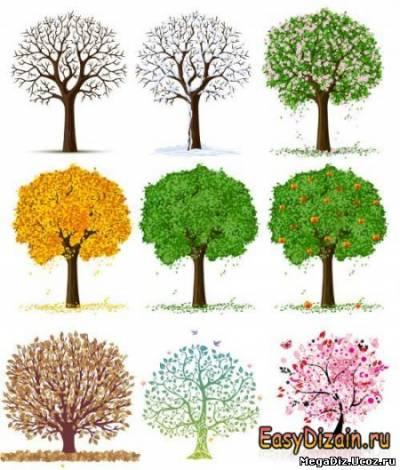 Векторные деревья.